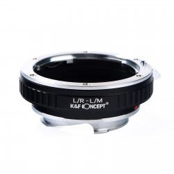 K&F Concept adapter for Leica-R lens to Leica-M