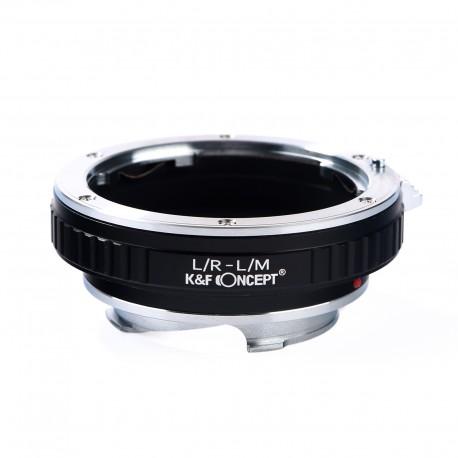 K&F concept Adapterring Leica-R für Leica-M