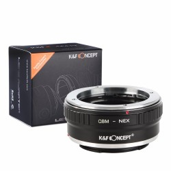 K&F Concept Adapter for Rollei (35mm) lens to Sony E-mount