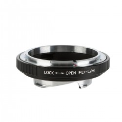 K&F Concept Adapter for Canon-FD lens to Leica M-mount