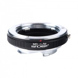 K&F Concept Adapter for Minolta-MD lens to Leica M-mount