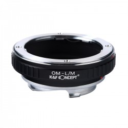 K&F Concept Adapter for Olympus OM lens to Leica M-mount