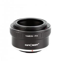 K&F Concept Objektiv Adapterring für Tamron Adaptall-2 anschluss Objektive auf Fuji-X
