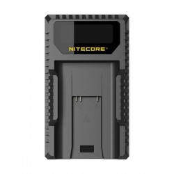 Nitecore ULM9 USB Battery Charger for Leica  BL1-312