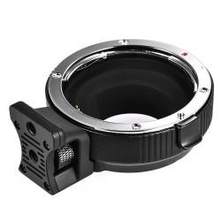Commlite CoMix AF Electronic Adapterring für EF lens auf M4/3 Kamera