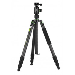 Genesis C5 Kit Professional Tripod and BH40 head (green)
