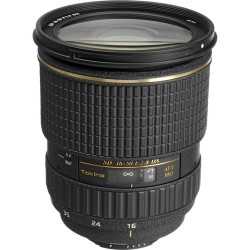 Tokina AT-X 165 PRO DX 16-50mm for Nikon