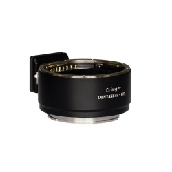Fringer  Contax-645 to Fuji GFX-50S autofocus electronic adapter