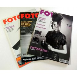 Revista foto. 3 issues (214, 215, 216)