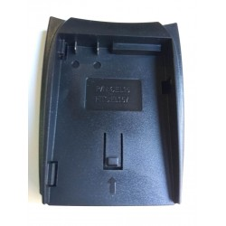 CEL15 Battery Adapter Plate for Professional Charger for Olympus BLM1
