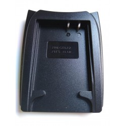 CEL12 Battery Adapter Plate for Professional Charger for Olympus BLM1