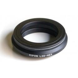 Adaptador Kipon de objetivos rosca M39 (Leica) para Sony Alpha NEX