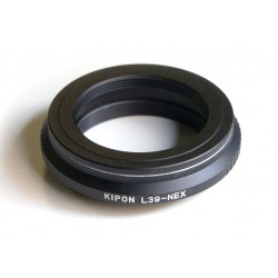 Kipon adapter for Leica M39 thread lens to Sony E-mount