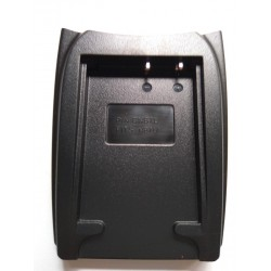 CNB7L  Battery Adapter Plate for Professional Charger for Olympus BLM1