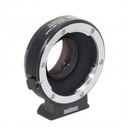 Reductor-Focal Ultra Metabones de Leica-R a micro-4/3 (MB_SPLR-m43-BM3)