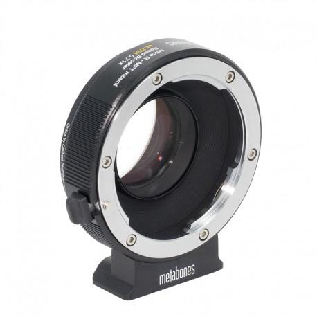 Reductor-Focal Ultra Metabones de Leica-R a micro-4/3
