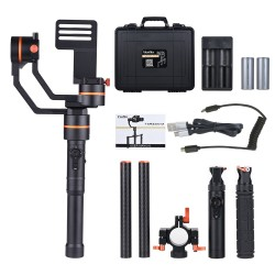 ViewFlex TARZAN M(A) 3-Axis Gimbal Handheld Video Stabilizer