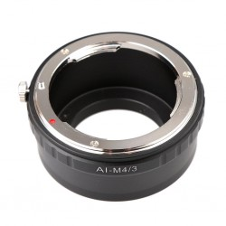 Adapter lens Nikon AI to micro 4/3