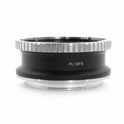 Adapter lenses PL to Fuji GFX