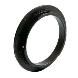 K&F Reverse ring for 62mm lens to Canon EF & EFs mount
