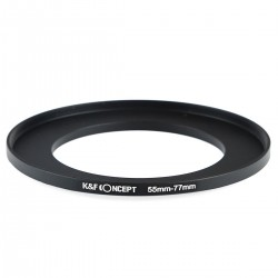 K&F Step-up 55mm-77mm