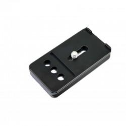 Fittest DPL-70 schnellwechselplatte für tele objektive