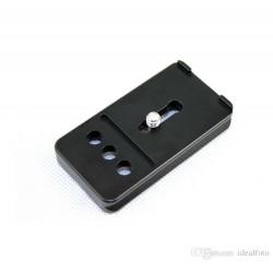 Fittest DPL-85 schnellwechselplatte für tele objektive