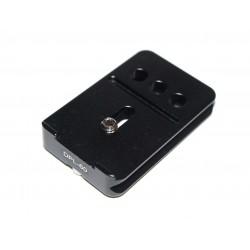 Fittest DPL-60 schnellwechselplatte für tele objektive