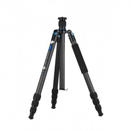 Genesis C5 Kit Professional Tripod  (blue)