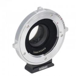 Reductor de Focal XL Metabones T CINE de Canon-EF a micro-4/3