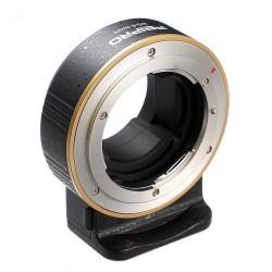 Adaptador Peipro AF de Nikon-G para Sony-E
