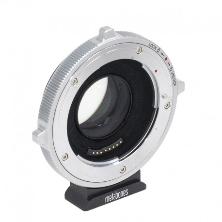 Canon EF Lens to Micro Four Thirds T CINE Speed Booster ULTRA 0.71x