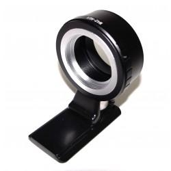 Adaptador M42 para Sony -E (con zapata tipo Arca)