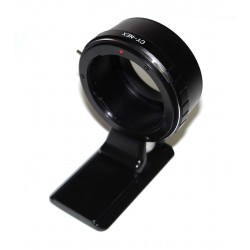 Adapter for Yashica/Contax lens to Sony E-mount (BM)(with Arca plate)