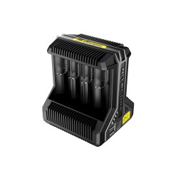Cargador Inteligente para 8 baterías Universal i8