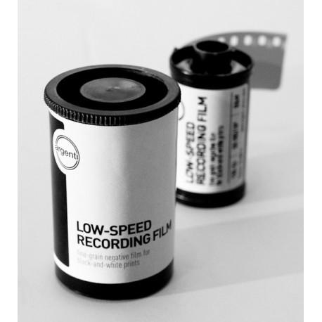 5x carretes de película LOW-SPEED recording de Argenti 12-2014