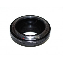 RJ Focal reducer Canon FD lens to micro-4/3