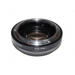 RJ Focal reducer Canon FD lens to Fuji-X
