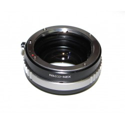 RJ Focal reducer Nikon-G lens to Sony NEX
