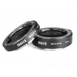 AF Extension tubes for Sony E-mount