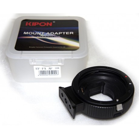 Kipon Smart AF EF / FX Adapter