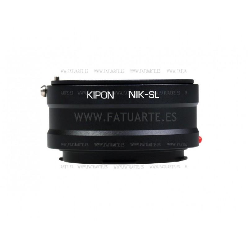 Kipon Nikon to Leica L-Mount, Fatuarte
