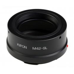 Adaptador Kipon de objetivos rosca M42 para Leica Montura L