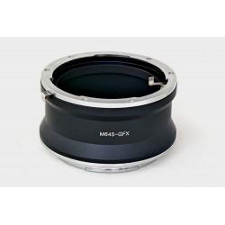 RJ Camera Adapter für Mamiya 645 auf Fuji GFX
