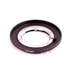 RJ Camera Adapterring Leica-M für Fuji GFX50S