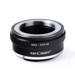 M42 Objektive zu Canon EOS M Kamera Mount Adapter