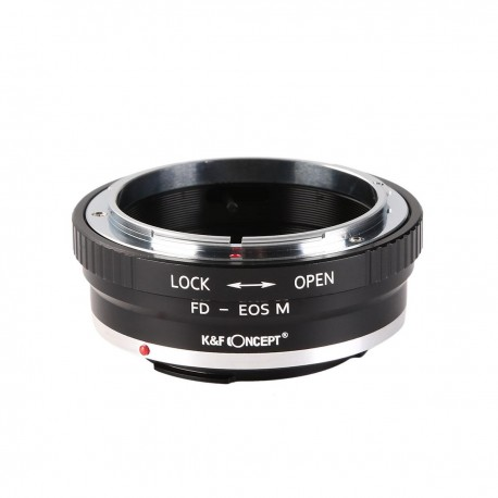 Canon-FD Lenses to Canon EOS M Camera Mount Adapter