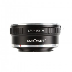 Leica-R Lenses to Canon EOS M Camera Mount Adapter