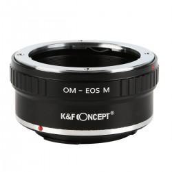 Olympus-OM Objektive zu Canon EOS M Kamera Mount Adapter