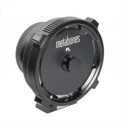 Adaptador Metabones de ópticas Arri PL a  micro 4/3